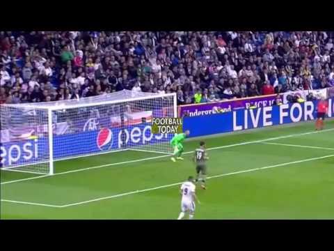 Real Madrid vs Legia Warsaw 5:1 - Champions League 2016/17
