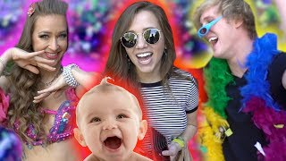 Video WE THREW MY PREGNANT ASSISTANT A BABY SHOWER! MP3, 3GP, MP4, WEBM, AVI, FLV Desember 2017