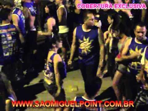 Bloco Irmandade 2011 - São Miguel dos Campos - AL