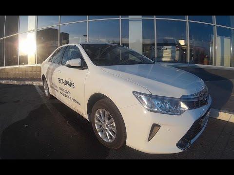 Toyota camry 2.0 ат фото