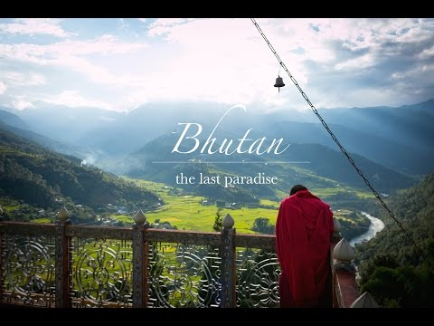 Butão: Um paraíso budista impressionante
