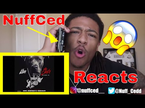 Lil Baby - My Dawg Remix ft. Quavo, MoneyBagg Yo, & Kodak Black Reaction