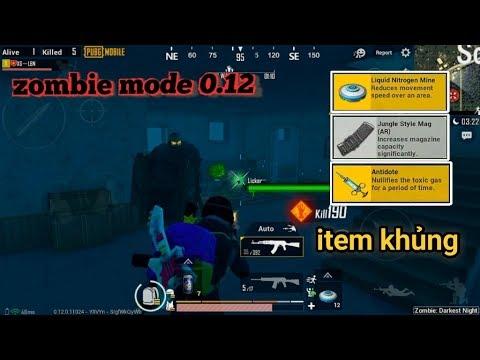 PUBG Mobile - 1 Mình Trải Nghiệm Mode Zombie Cực Khó | Khi S12K Buff Lên 14 Viên Đạn - Thời lượng: 21:03.