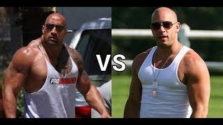 Nonton The Rock vs Vin Diesel Tensión en el Set de Fast and Furious 8 Film Subtitle Indonesia Streaming Movie Download