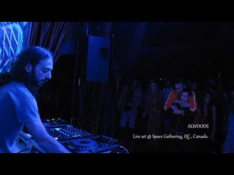 Video ALWOODS live set @ Space Gathering, Qc., Canada July 2016 download in MP3, 3GP, MP4, WEBM, AVI, FLV January 2017