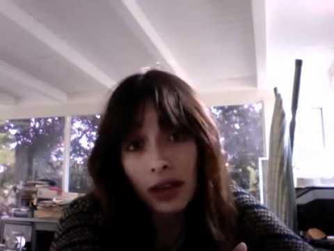 Sarah Shahi introduce 2nd episode of Fairly Legal
