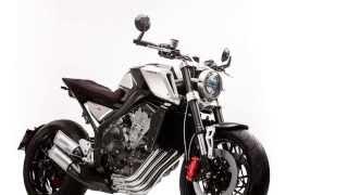 8. The Honda CB4 concept seems to be built off the Honda CBR650F platform