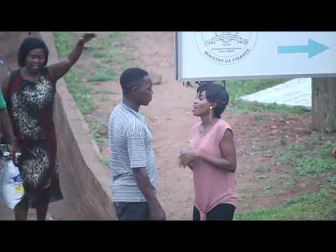 Asking Ghana Boys For Sex After Rain - Street Levels With Goody