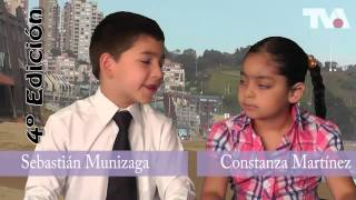 TVA Kinder 4º Edición COMENTA!