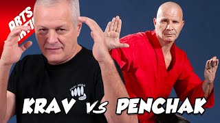 Video KRAV MAGA vs PENCHAK SILAT - Alain Formaggio vs Franck Ropers ! MP3, 3GP, MP4, WEBM, AVI, FLV September 2017