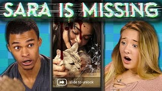 Video SARA IS MISSING S.I.M. | Creepy Horror Game (Teens React: Gaming) MP3, 3GP, MP4, WEBM, AVI, FLV Agustus 2018