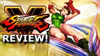 10. Street Fighter V Review! (Ps4/PC)
