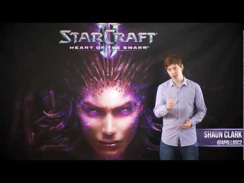 Protoss - In this video, I look at one of three concepts when it comes to learning and playing Starcraft 2 Multiplayer.