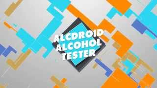 AlcDroid Alcohol Tester YouTube video