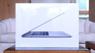 At WWDC 2017, Apple refreshed many of their Mac computers, including the MacBook Pros. The new MacBook Pros include Intel Kaby Lake processors and AMD Radeon Pro 500 series graphics. In this video, Beau HD unboxes the new 15-inch model and shares his first impressions of the device as a first-time MacBook Pro owner. Check out Beau HD's personal channel: http://goo.gl/E5iM4NPhoneDog: http://www.PhoneDog.comTwitter: http://twitter.com/PhoneDogFacebook: https://www.facebook.com/phonedogGoogle Plus: https://plus.google.com/+phonedogInstagram: http://instagram.com/phonedog