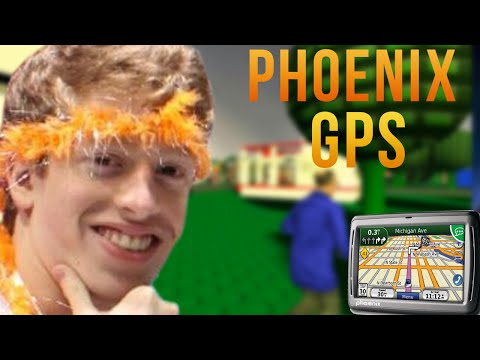PHOENIX GPS! – Garry's Mod [Cops and Runners]