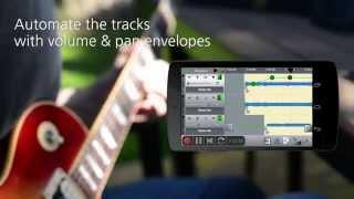 n-Track Studio Multitrack Daw Video YouTube