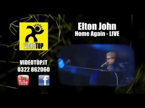 , title : 'Live: Elton John'