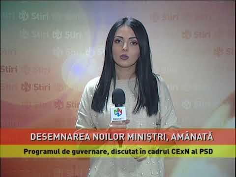 PSD amână desemnarea miniștrilor care vor intra în componența Guvernului Dăncilă