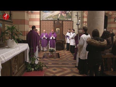 Misa za pokojne Bogu posvećene osobe Vrhbosanske nadbiskupije