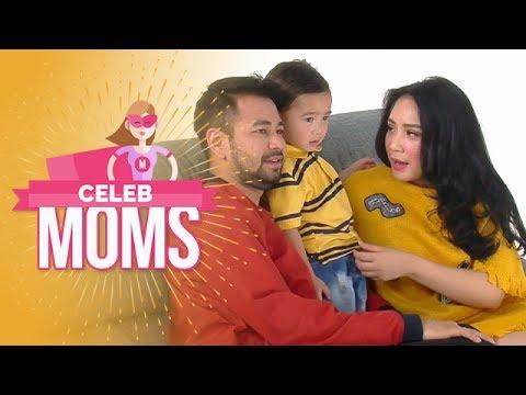 Celeb Moms: Nagita Slavina, Dirayu Pake Ice Cream - Episode 43