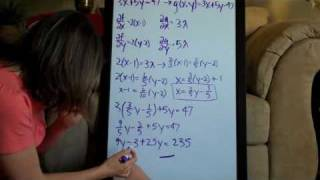 Lagrange Multipliers Example 3 PART 2/3