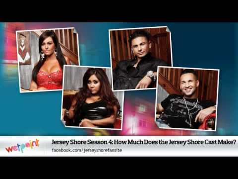 Jersey Shore Season 4: How Much Does the Jersey Shore Cast Make?