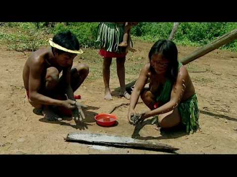 Sanema Women. The Mountain of Mystery | Tribes - Planet Doc Full Documentaries