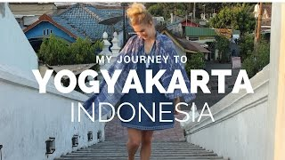 Yogyakarta Indonesia  city photo : My journey to Yogyakarta, Indonesia