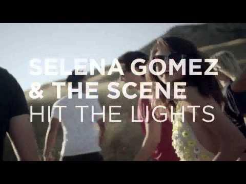 Selena Gomez & The Scene - Hit The Lights - Teaser 5