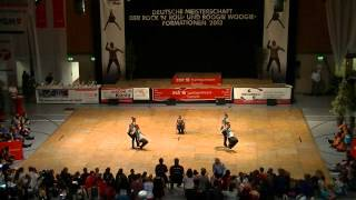 Crazy Ladies - Deutsche Meisterschaft 2013
