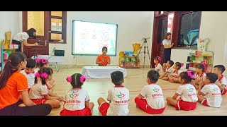 """Phòng GD-ĐT thành phố: Tổ chức chuyên đề """"Ứng dụng phương pháp giáo dục stem trong tổ chức các hoạt động giáo dục mầm non"""""""