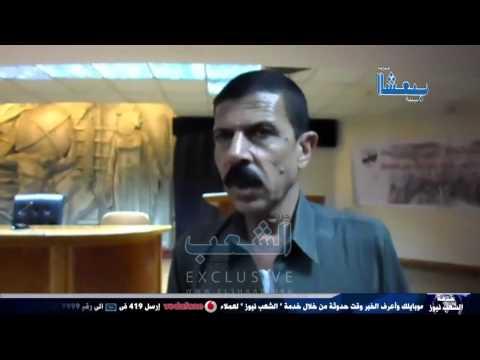 نقيب جامعي القمامة يلقن نائب وزير العدل درساً قاسيا