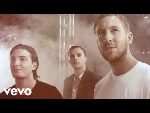 Calvin Harris & Alesso feat. Hurts - Under Control