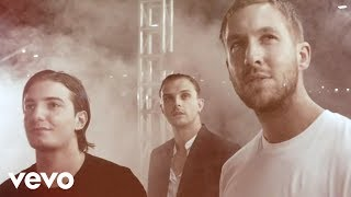 Video: Calvin Harris & Alesso feat. Hurts 'Under Control'