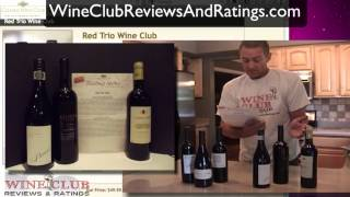 http://wineclubreviewsandratings.com In this video, Todd shares with you his review of the
