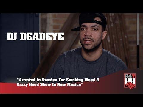 DJ Deadeye - Super Hood Show In New Mexico (247HH Wild Tour Stories)