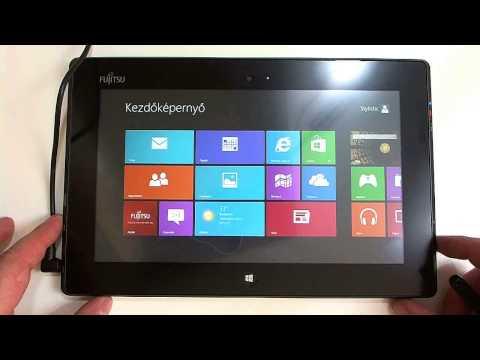 PH!TV – Fujitsu STYLISTIC Q572, ez egy tablet APU