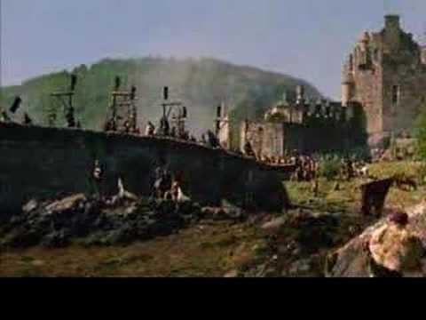 Los inmortales y el Eilean Donan Castle