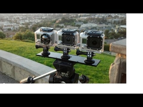 What's the Difference Between the GoPro Hero3 Black, Silver and White Editions and the GoPro Hero2?