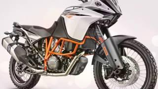 1. The 2017 KTM 1090 Adventure R | Specs
