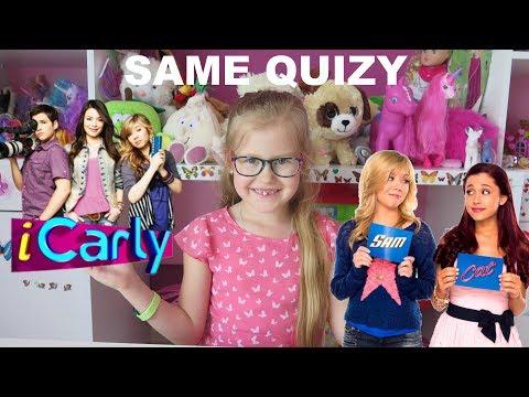 SAME QUIZY - iCarly - Sam & Cat Baw się ze mną z Lenką