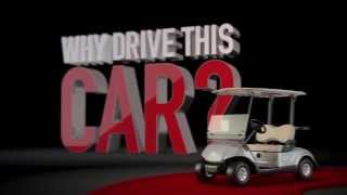 7. Yamaha ONLY Electronic Fuel Injected Golf Cart Engine