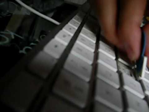 comment reparer clavier