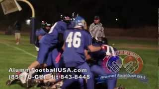 Cloverdale (IN) United States  city photos gallery : 10-20-12 Cloverdale vs Willits (Highlights) Alumni Football USA