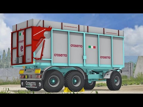 Crosetto CMR200 v1.1 MR