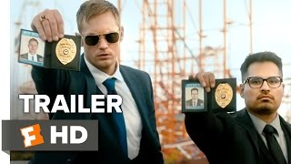 Nonton War On Everyone Official International Trailer 1  2016    Alexander Skarsg  Rd Movie Film Subtitle Indonesia Streaming Movie Download