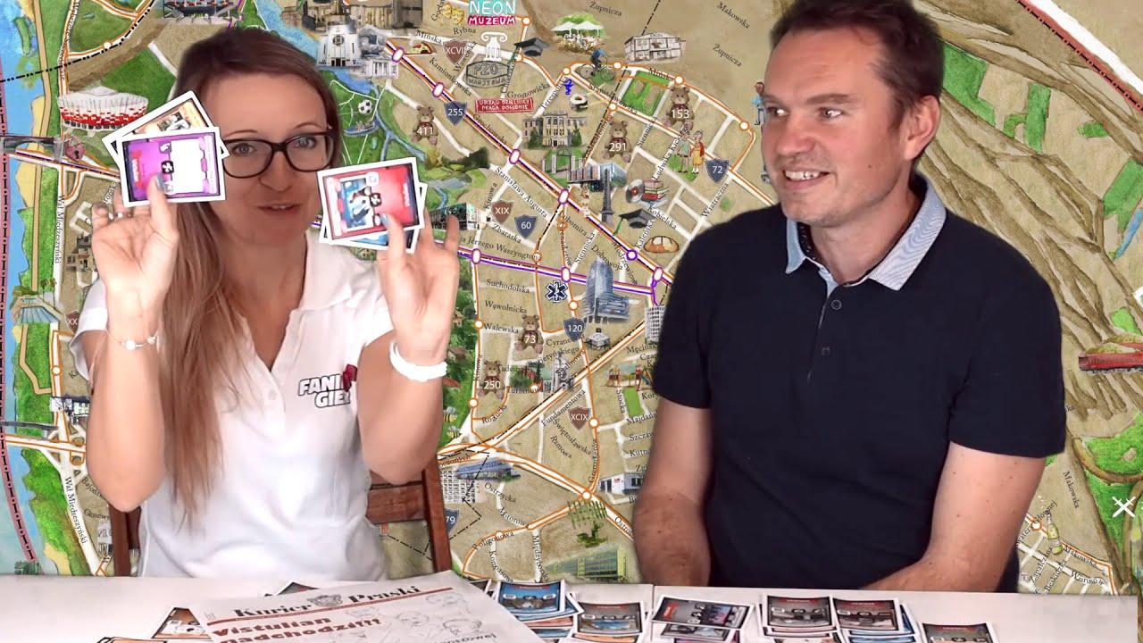 Fani Gier wywiad z autorem Gry Vistulian