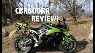 6. 2009 CBR600RR Review - BEST 600CC SUPERSPORT!!