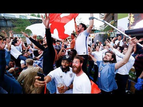 Μουντιάλ 2018: Πανηγύρισαν οι Άγγλοι το 2-1 με την Τυνησία